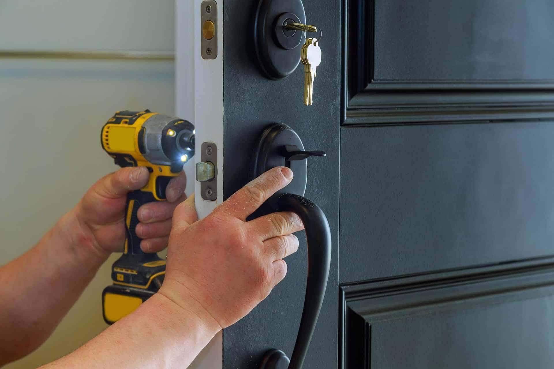 Locksmith Company – Types of Services